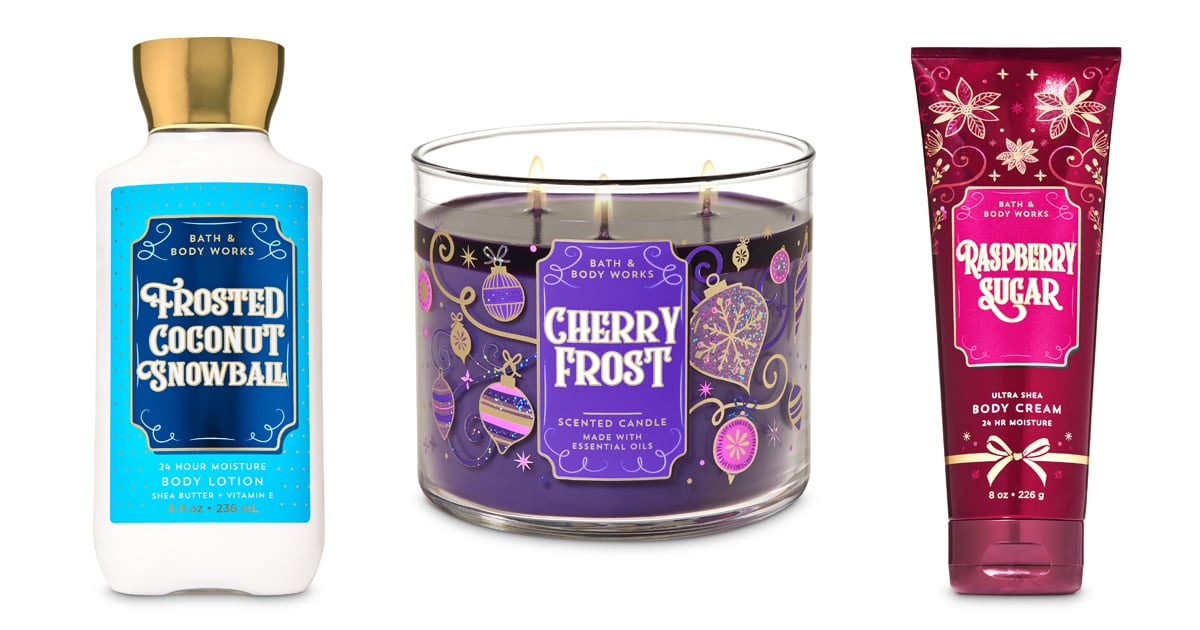 Bath & Body Works Already Dropped Holiday 2019 Products