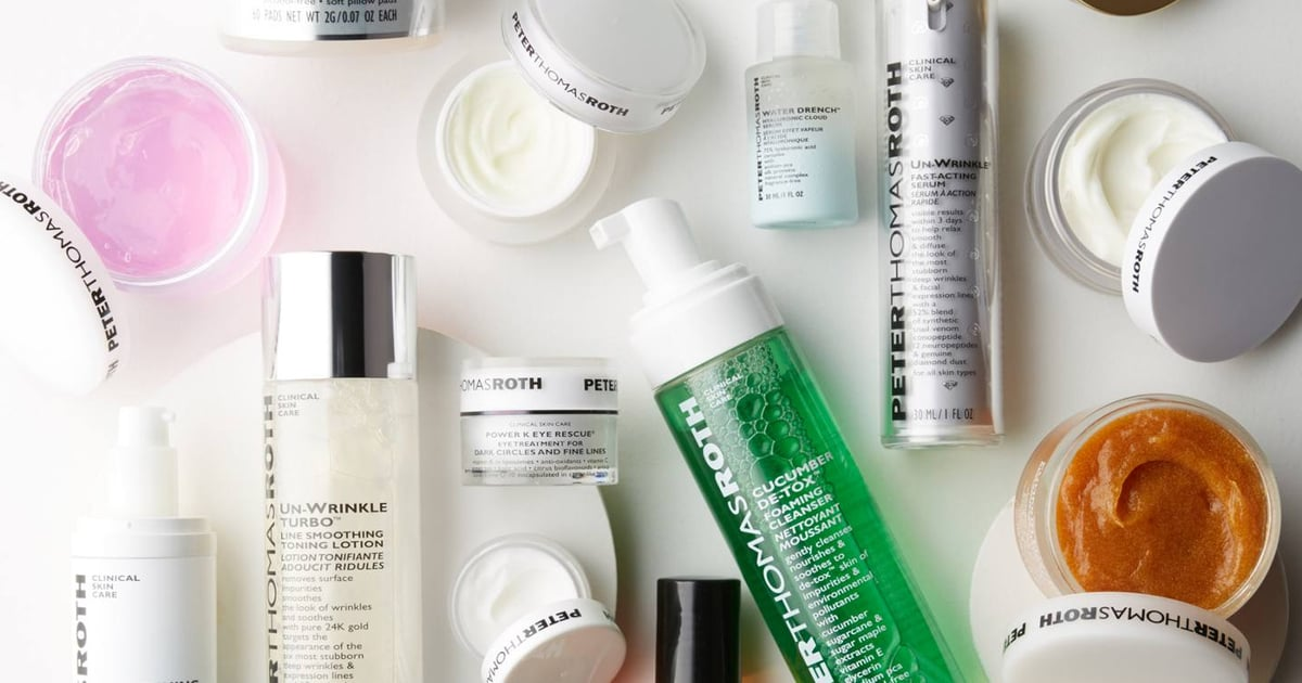 The Best Skin Care at Anthropologie