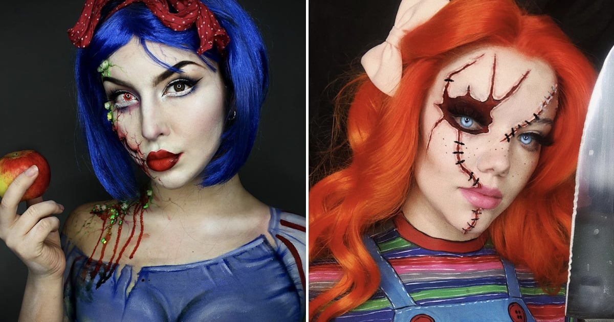 The Best Halloween Costume Ideas For Different Hair Colors Makeup Gizmo Makeup Gizmo